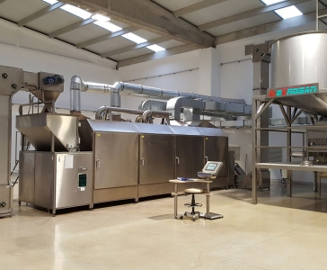 Dried Nut Proceeing Line